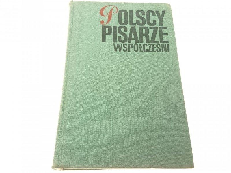POLSCY PISARZE WSPÓŁCZEŚNI. INFORMATOR 1944-1970