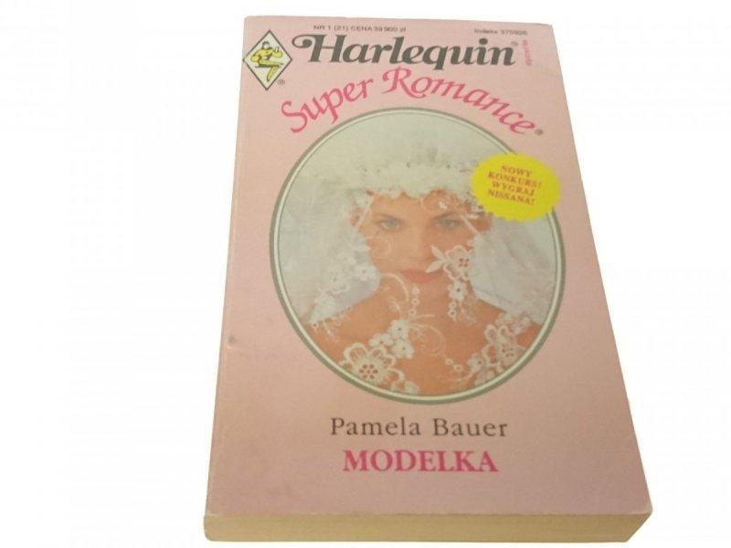 MODELKA - Pamela Bauer (1993)
