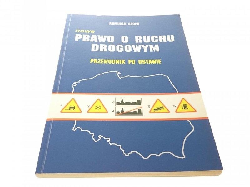 NOWE PRAWO O RUCHU DROGOWYM - Szopa (1998)