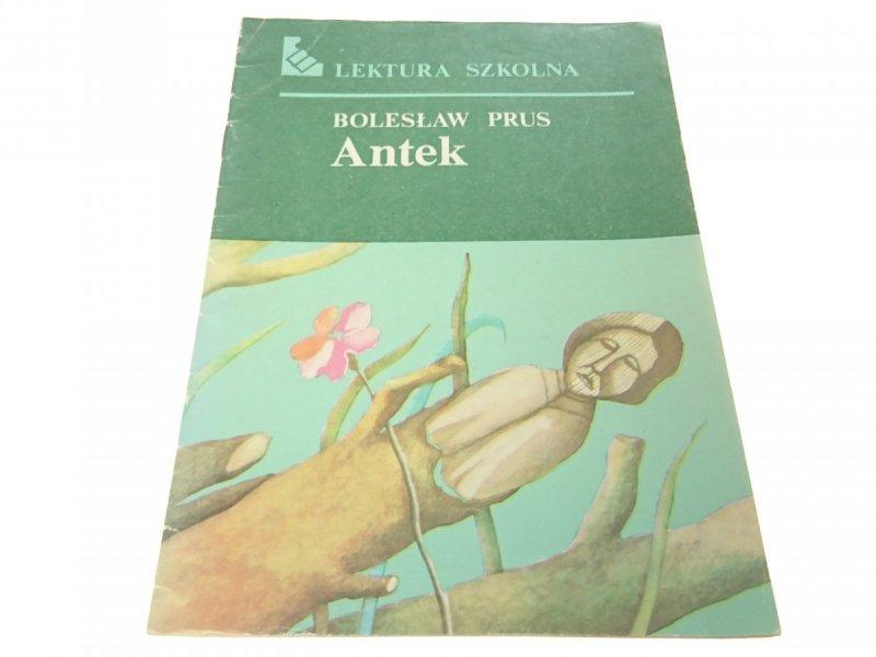 ANTEK - Bolesław Prus (1987)