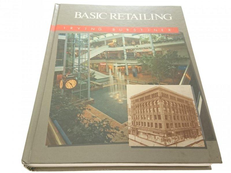 BASIC RETAILING - Irving Burstiner 1986