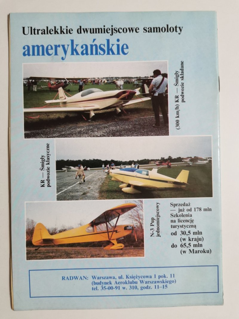 LOTNICTWO NR 2 1993