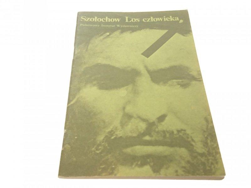 LOS CZŁOWIEKA - Szołochow (1979)