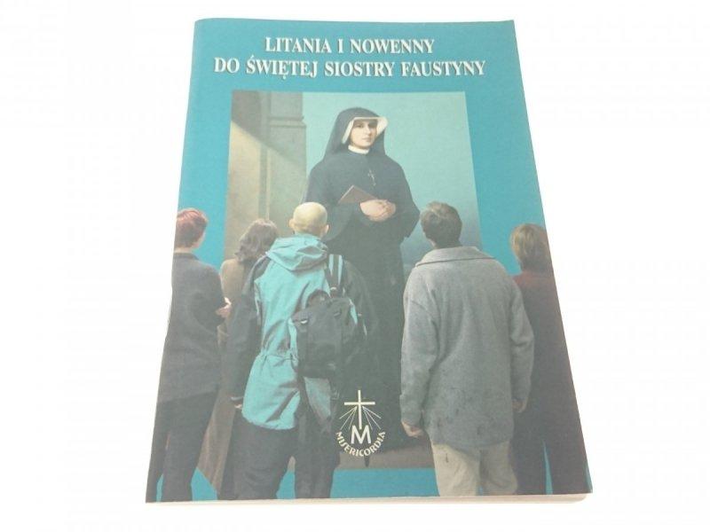 LITANIA I NOWENNY DO ŚWIĘTEJ SIOSTRY FAUSTYNY 2003