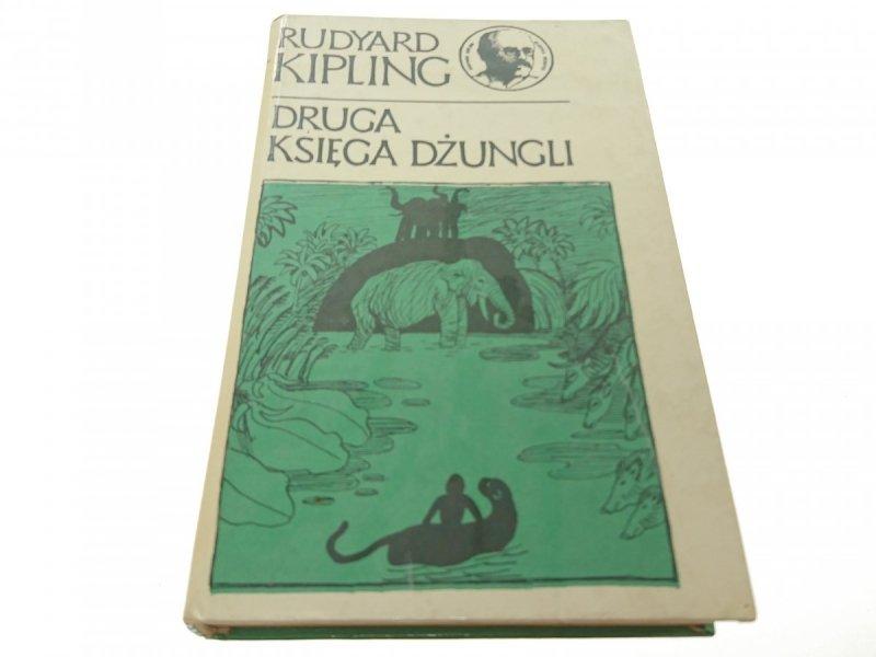 DRUGA KSIĘGA DŻUNGLI - Rudyard Kipling (1975)