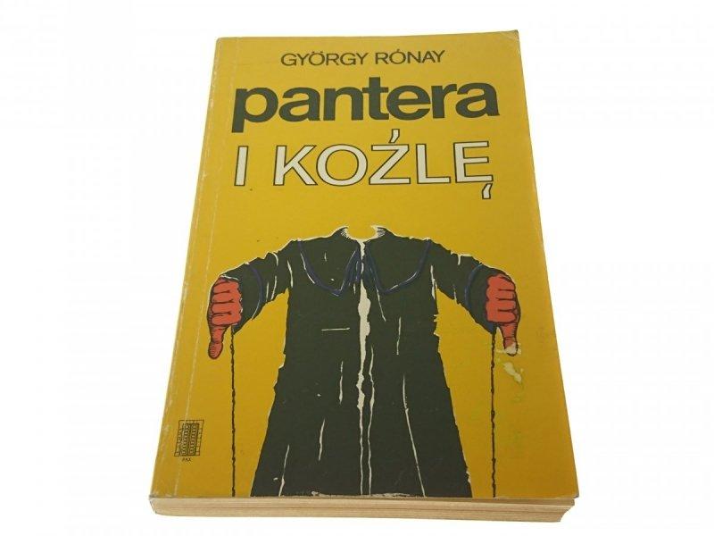 PANTERA I KOŹLĘ - Gyorgy Rónay (1982)