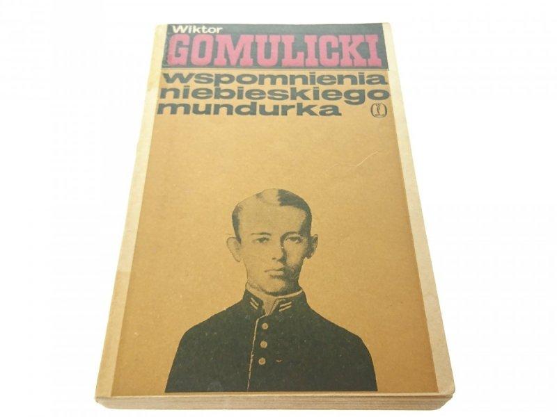 WSPOMNIENIA NIEBIESKIEGO MUNDRUKA - Gomulicki 1968