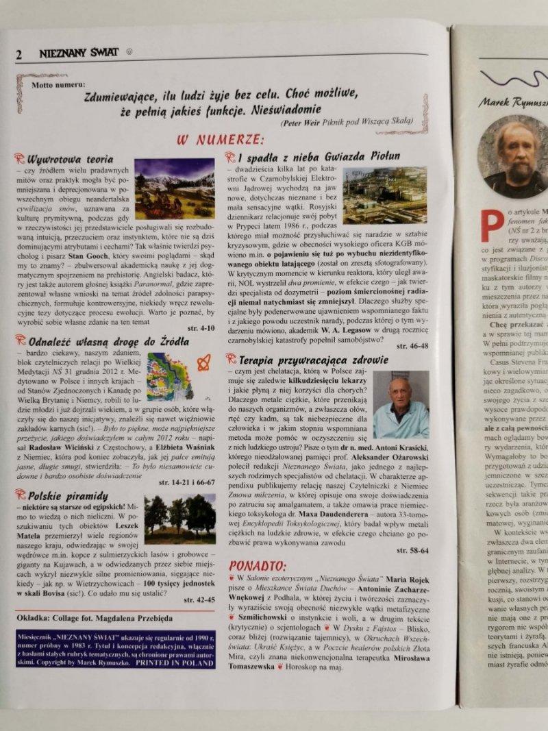 NIEZNANY ŚWIAT NR 5 2013 (269) MIESZKANKA ŚWIATA DUCHÓW