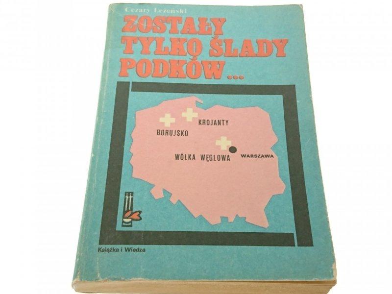 ZOSTAŁY TYLKO ŚLADY PODKÓW... - Leżeński (1984)