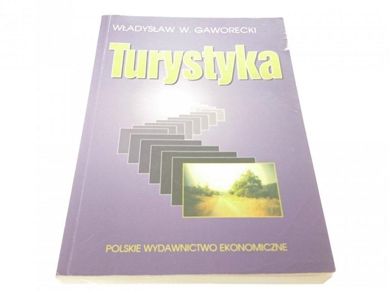 TURYSTYKA - Władysław W. Gaworecki (1997)