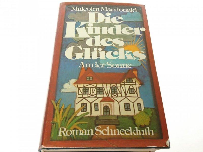 DIE KINDER DES GLUCKS AN DER SONNE Macdonald 1979