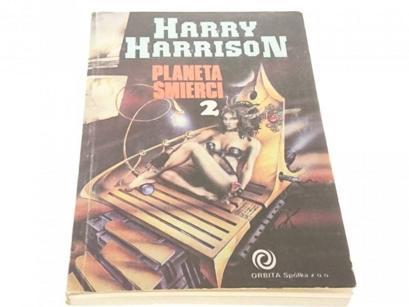 PLANETA ŚMIERCI TOM 2 - Harry Harrison 1990
