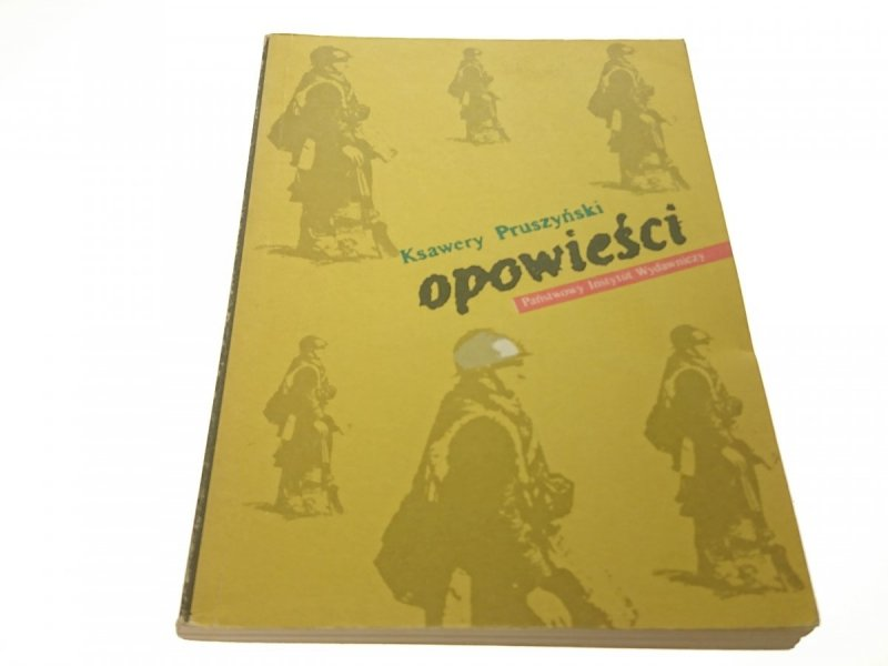 OPOWIEŚCI - Ksawery Pruszyński (1987)