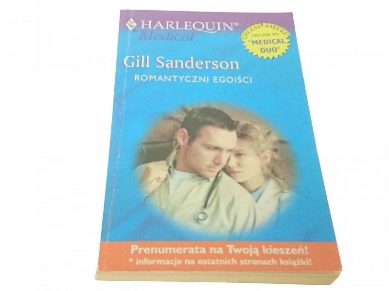 ROMANTYCZNI EGOIŚCI - Gill Sanderson (2003)