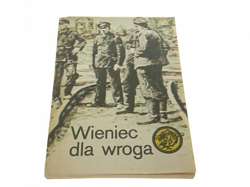 ŻÓŁTY TYGRYS: WIENIEC DLA WROGA Fryszkiewicz 1982