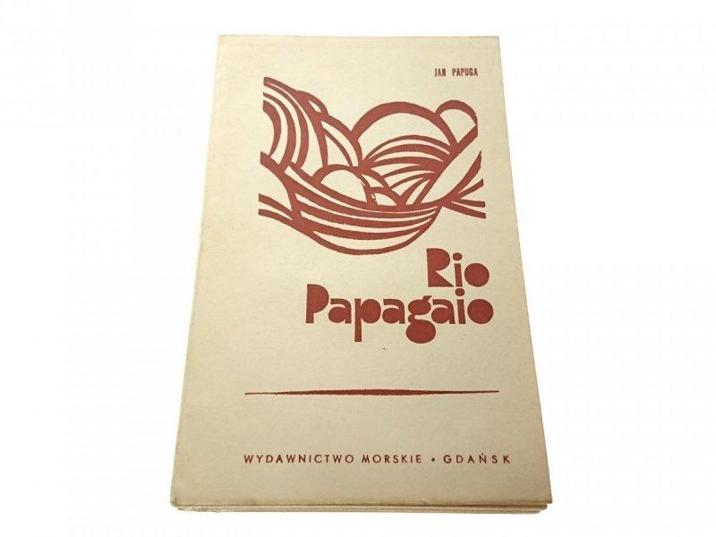 RIO PAPAGAIO - Jan Papuga (1969)