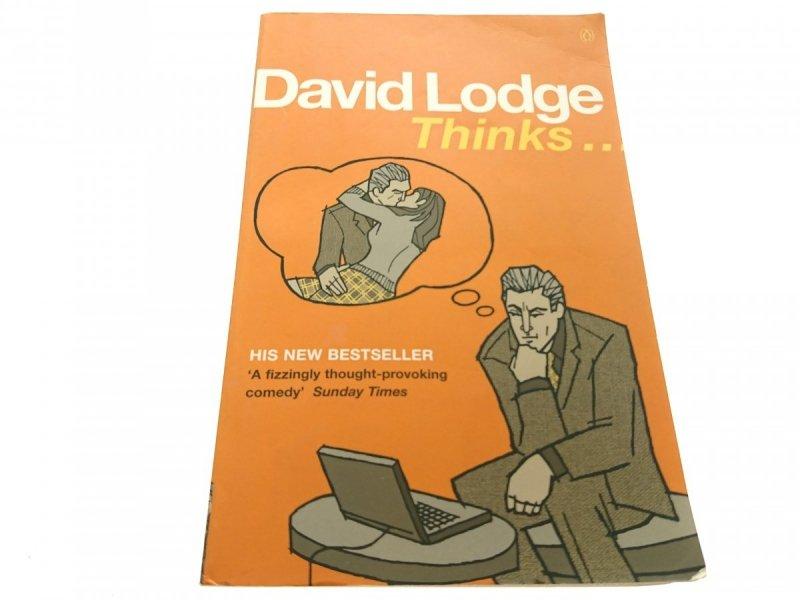 THINKS... - David Lodge 2002