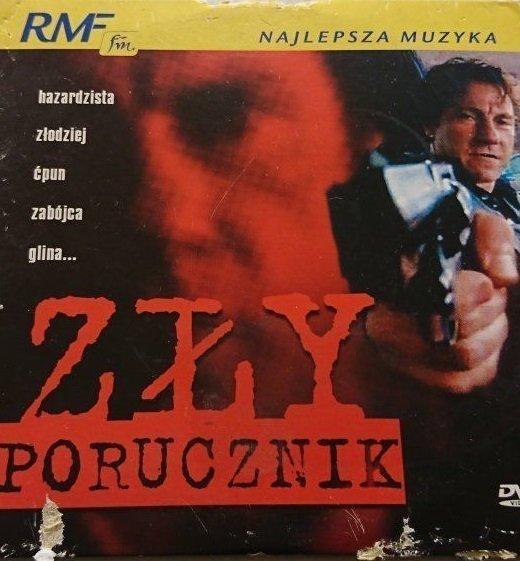 ZŁY PORCZNIK. FILM DVD