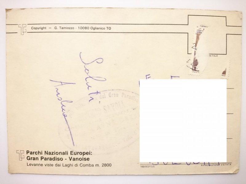PARCHI NAZIONALI EUROPEI: GRAN PARADISO – VANOISE