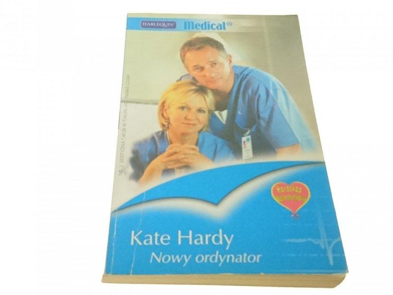 NOWY ORDYNATOR - Kate Hardy (2007)