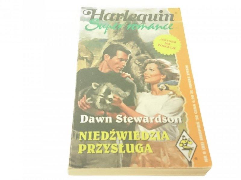NIEDŹWIEDZIA PRZYSŁUGA - Dawn Stewardson (1998)