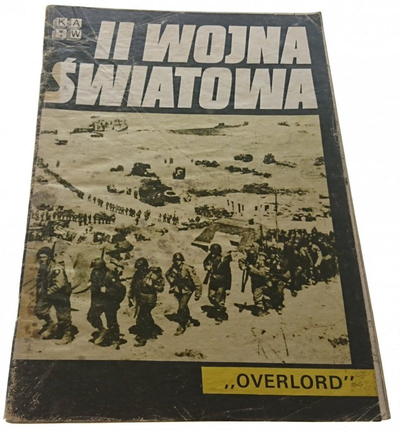 II WOJNA ŚWIATOWA. 'OVERLORD' (1985)