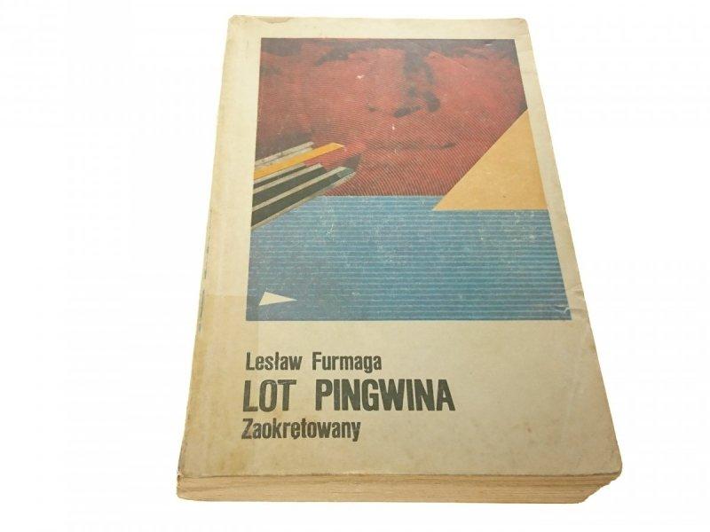 LOT PINGWINA ZAOKRĘTOWANY - Lesław Furmaga 1981