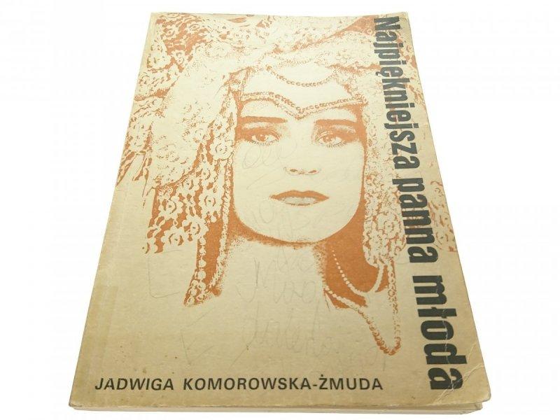NAJPIĘKNIEJSZA PANNA MŁODA - Komorowska-Żmuda 1990