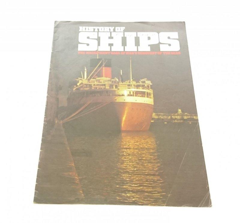 HISTORY OF SHIPS PART 5