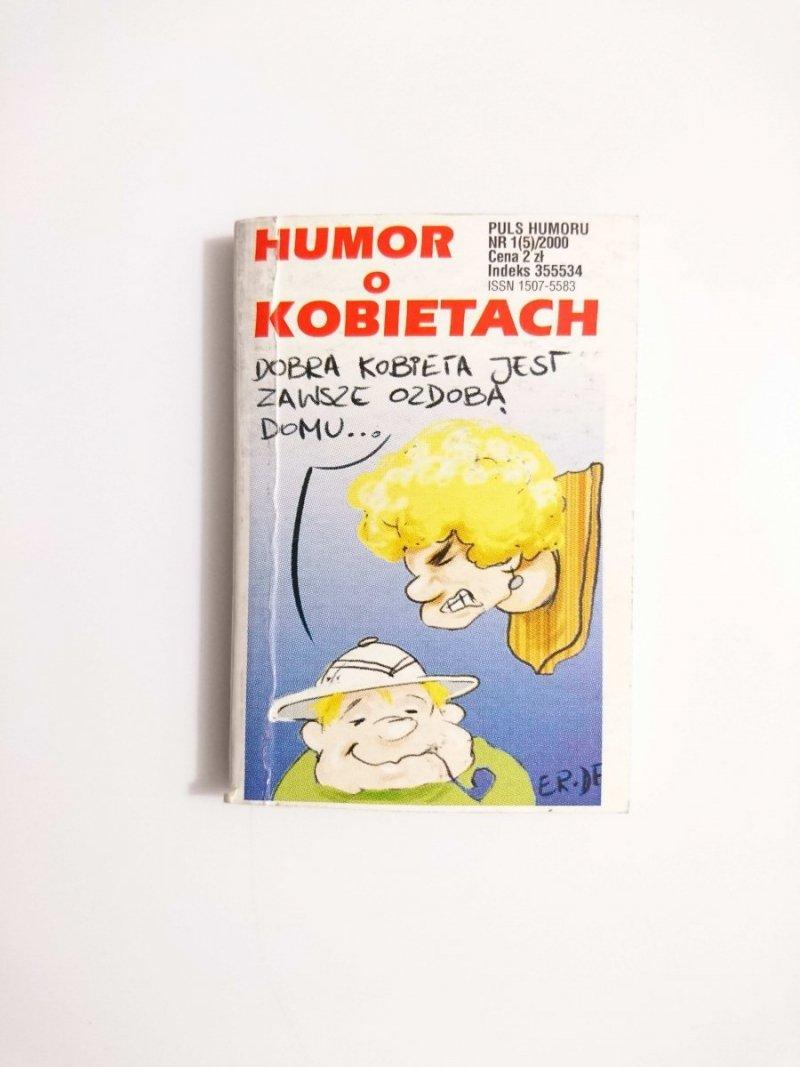 HUMOR O KOBIETACH - 2000