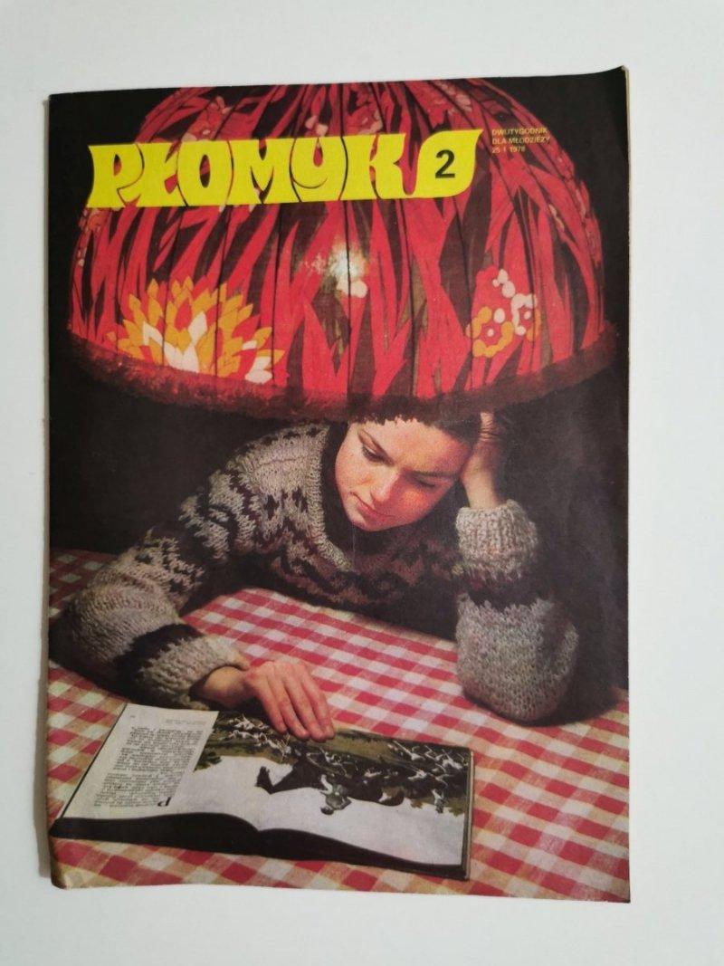 PŁOMYK NR 2 25.I.1978