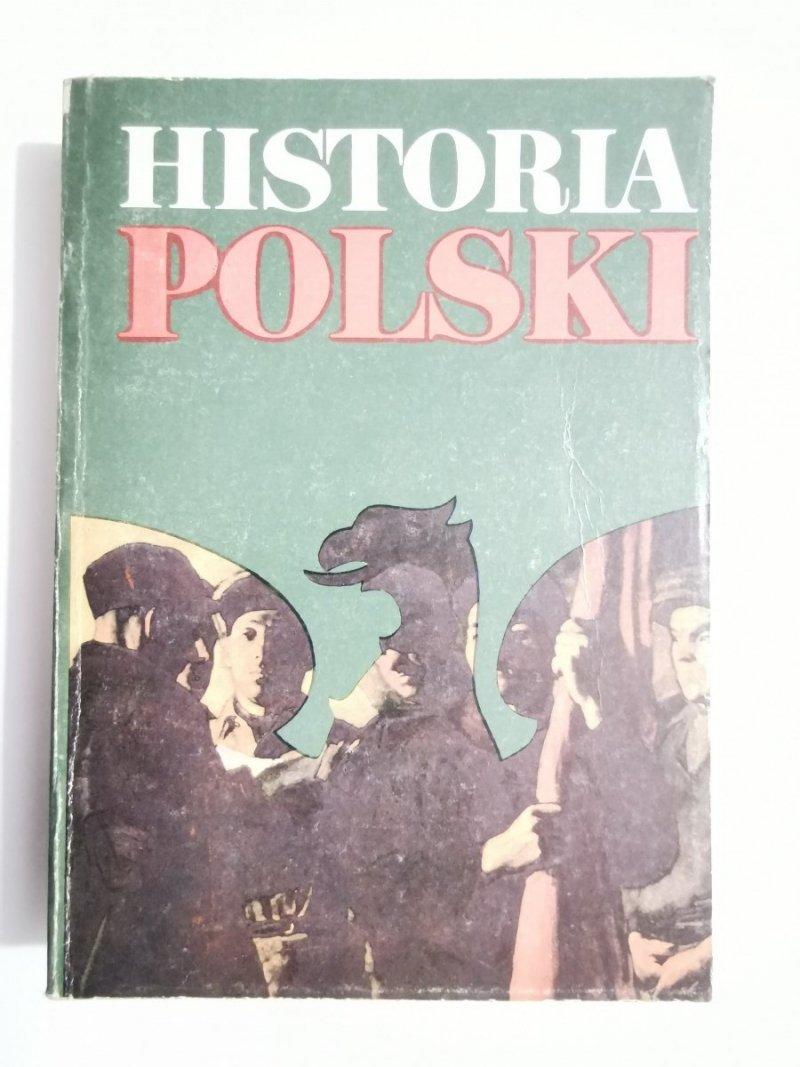 HISTORIA POLSKI 1864-1948 - Józef Buszko 1985