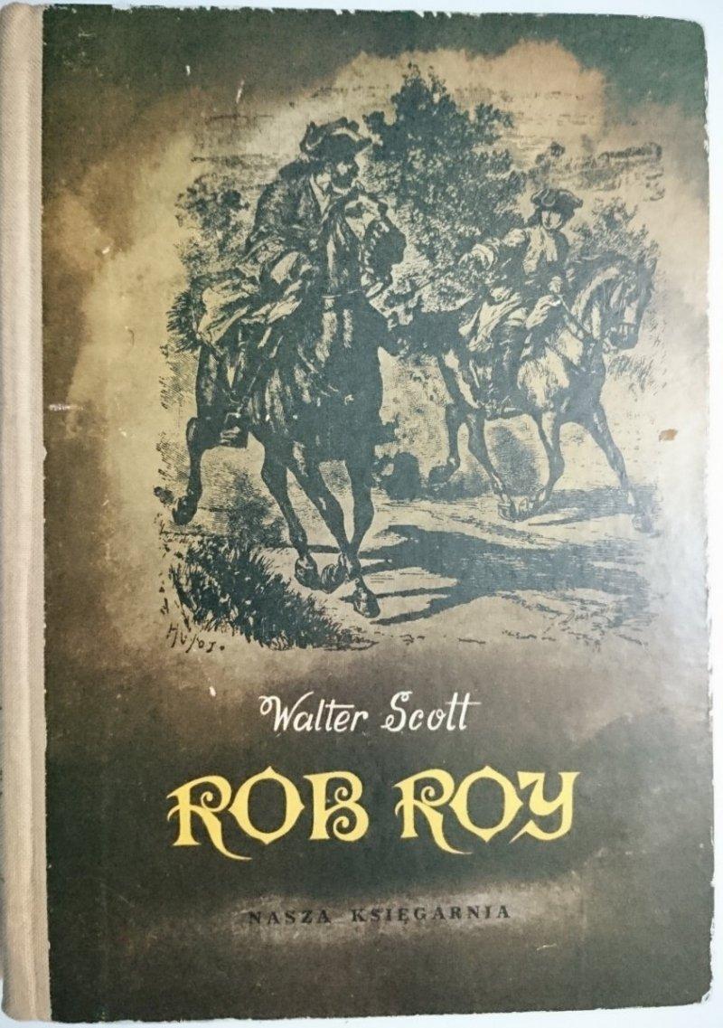 ROB ROY - Walter Scott 1970