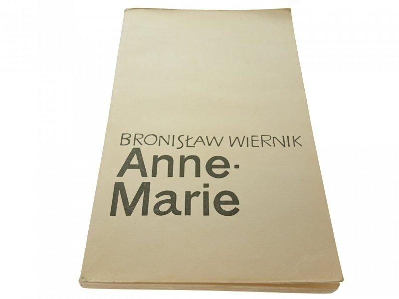 ANNE-MARIE - Brosniław Wiernik