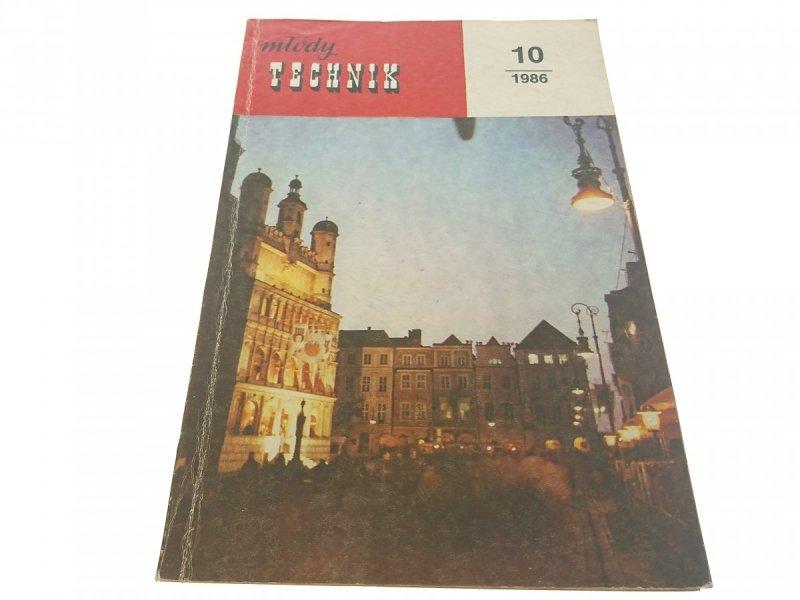 MŁODY TECHNIK 10/1986