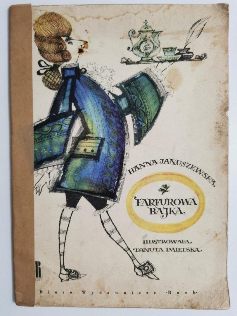 FARFUROWA BAJKA - Hanna Januszewska 1961
