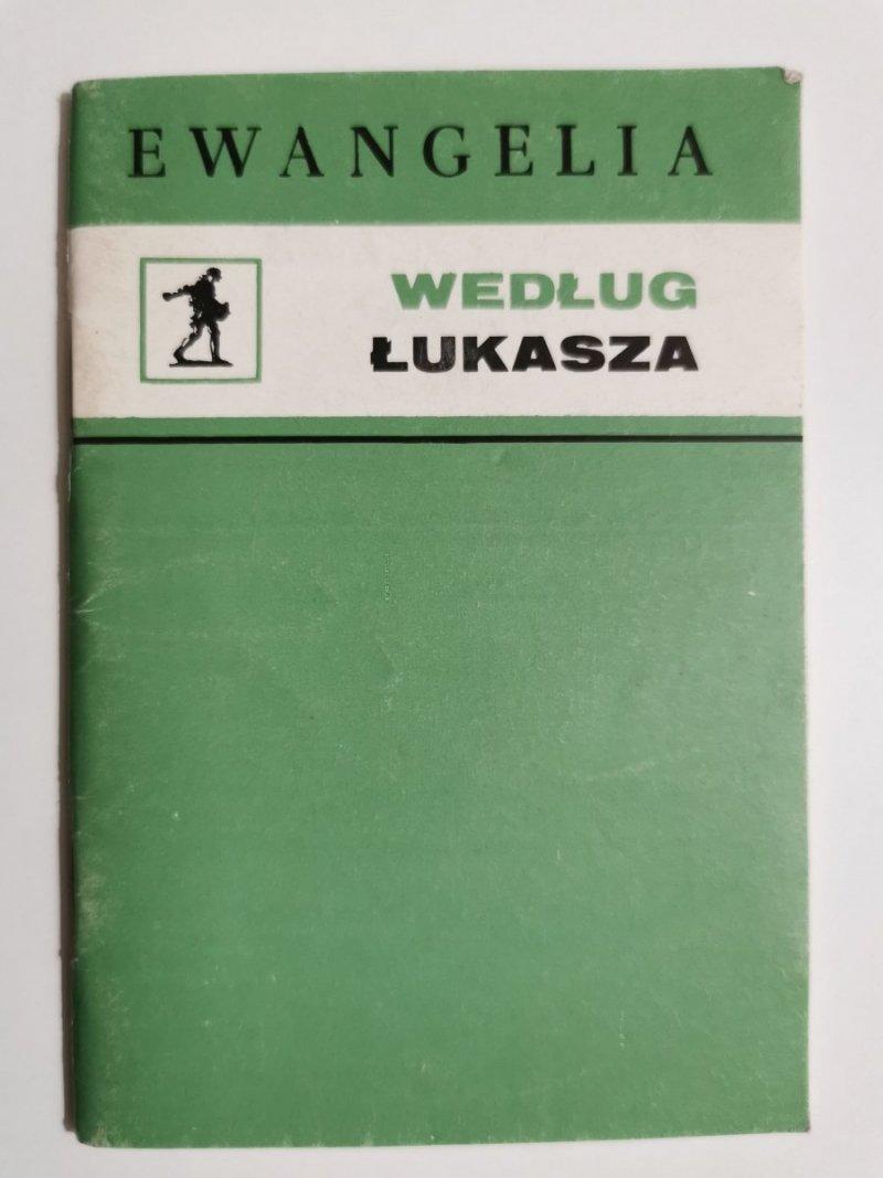 EWANGELIA WEDŁUG ŁUKASZA 1976