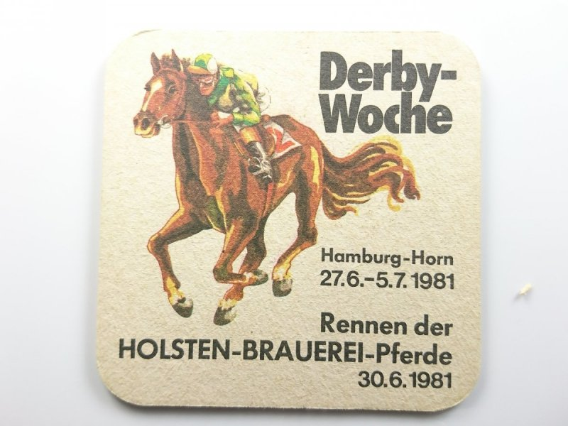 HOLSTEN. DERBY-WOCHE