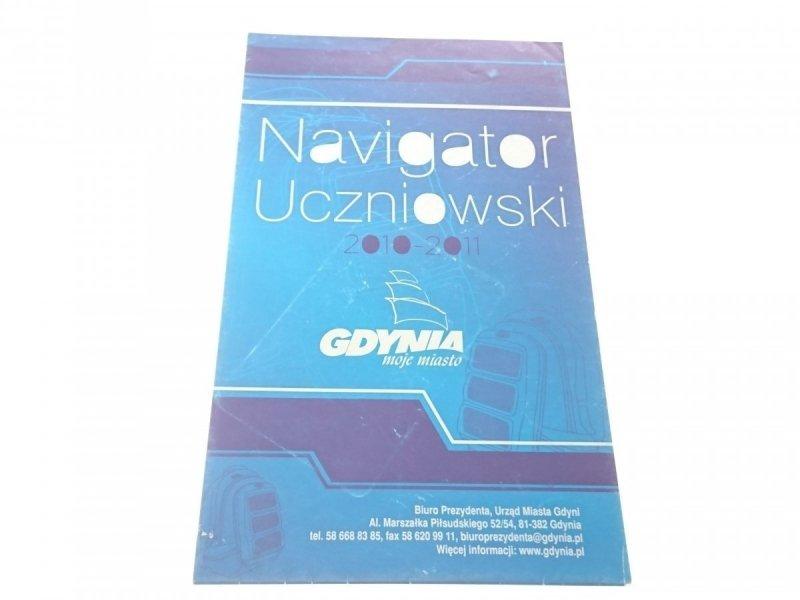 NAVIGATOR UCZNIOWSKI 2010-2011 GDYNIA 1:30 000