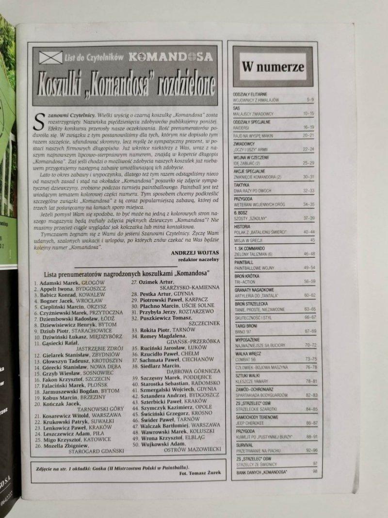 KOMANDOS NR 7/8 (61) 97