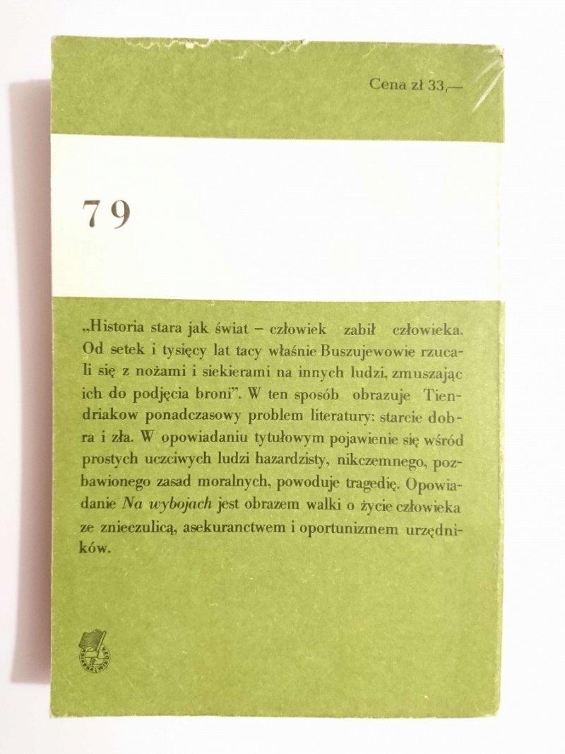 TRÓJKA, SIÓDEMKA, AS - Władimir Tiendriakow 1983