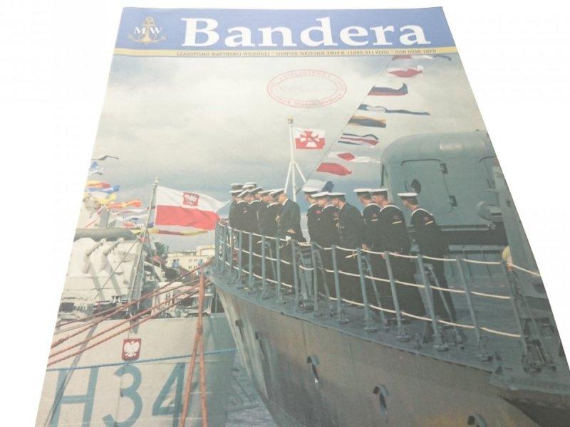 BANDERA. SIERPIEŃ-WRZESIEŃ 2004 R (1890-91) XLVIII