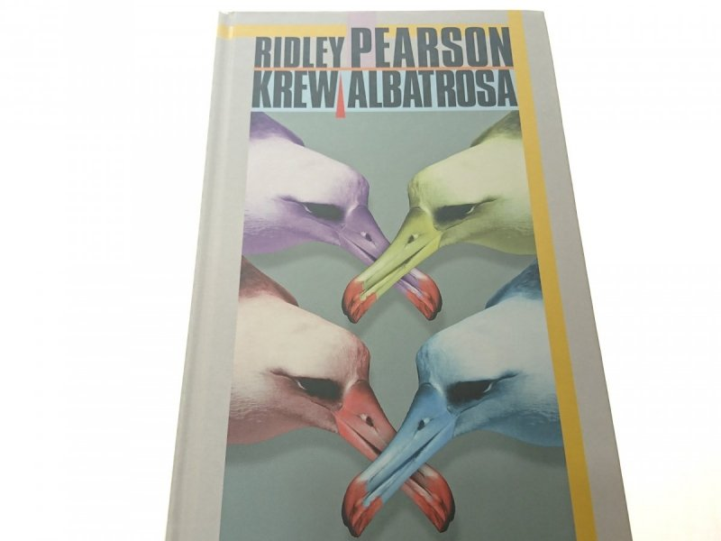KREW ALBATROSA - Ridley Pearson