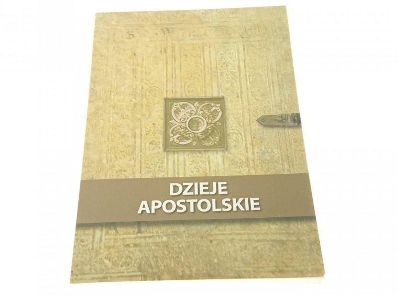 DZIEJE APOSTOLSKIE. CZĘSTOCHOWA 2007