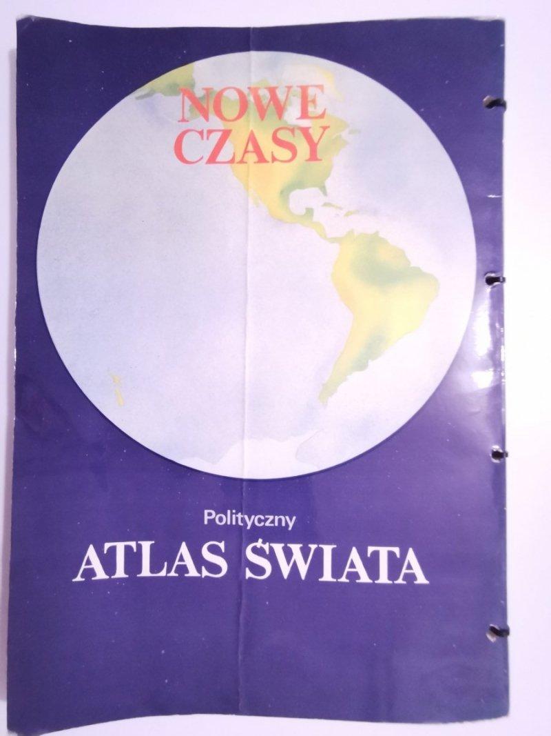 POLITYCZNY ATLAS ŚWIATA