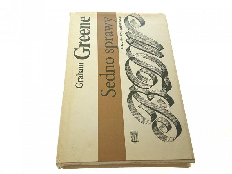 SEDNO SPRAWY - Graham Greene 1987