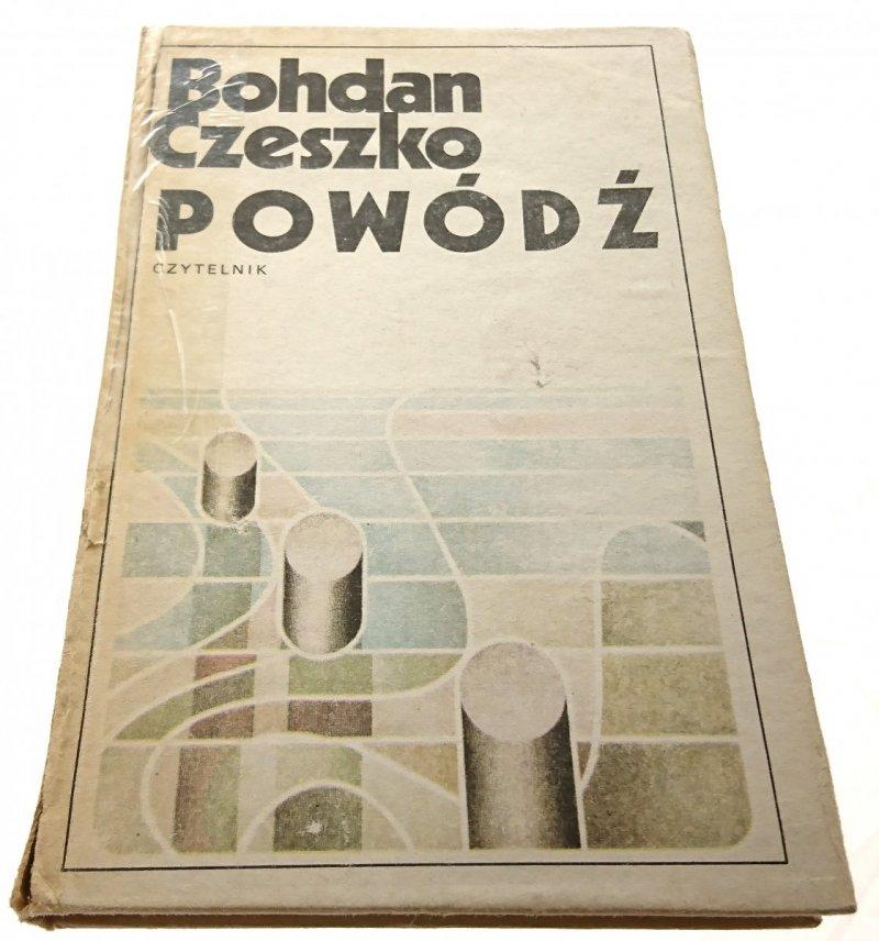 POWÓDŹ - Bohdan Czeszko