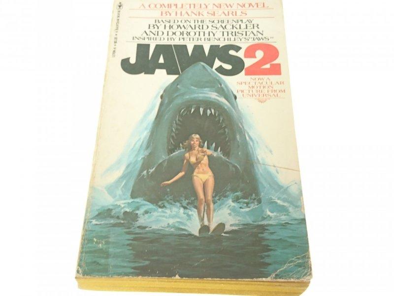 JAWS 2 - Hank Searls 1978