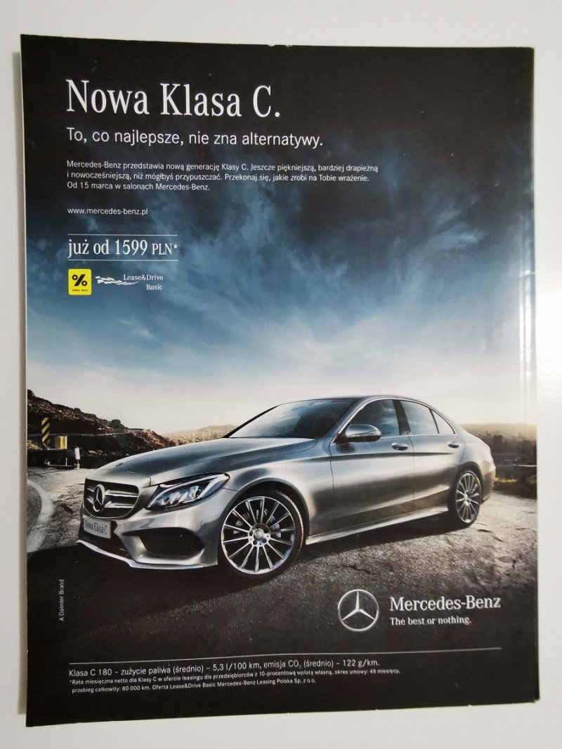MERCEDES-BENZ MAGAZINE 01-2014