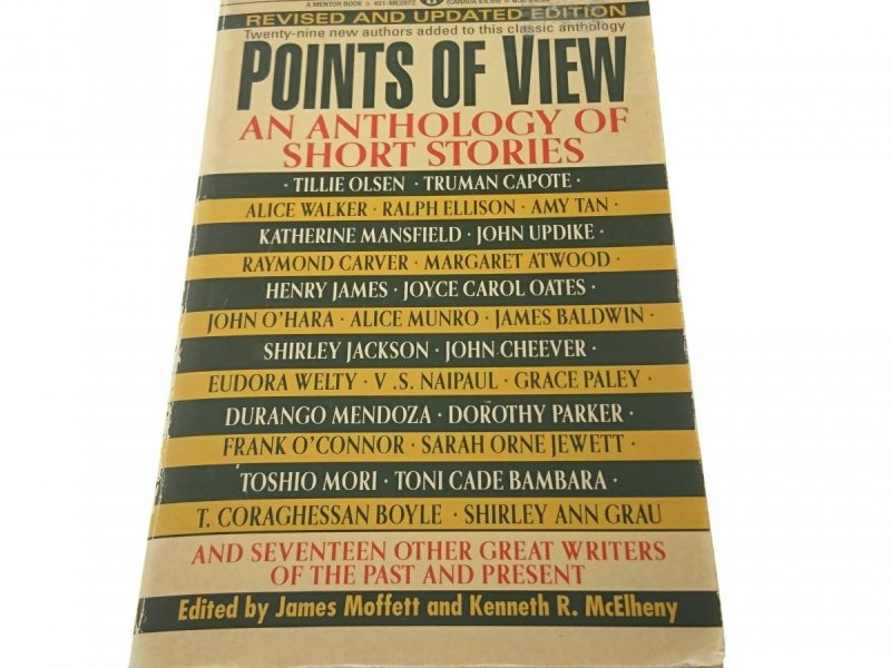 POINTS OF VIEW. AN ANTHOLOGY OF SHORT STORIES 1995